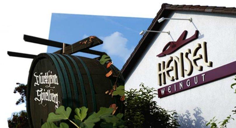 Das Weingut Hensel in Bad Dürkheim