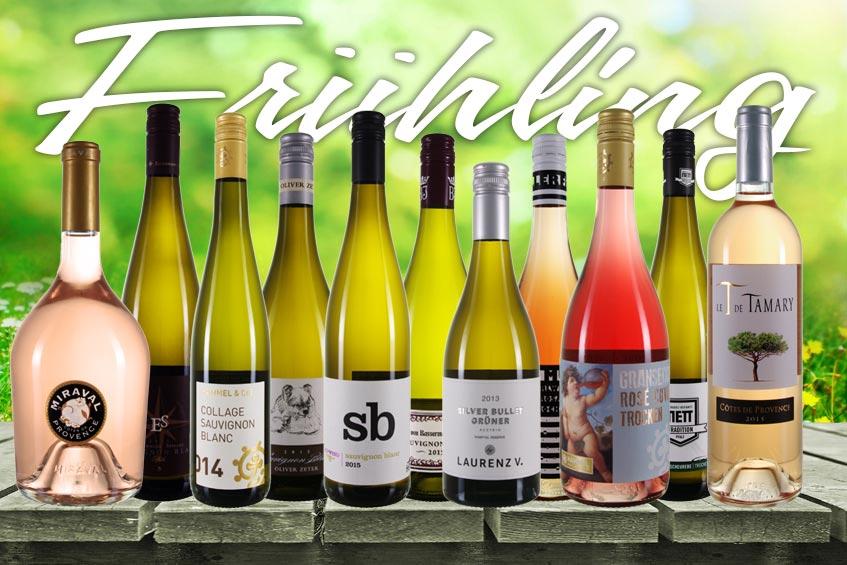 Weinempfehlung Frühling